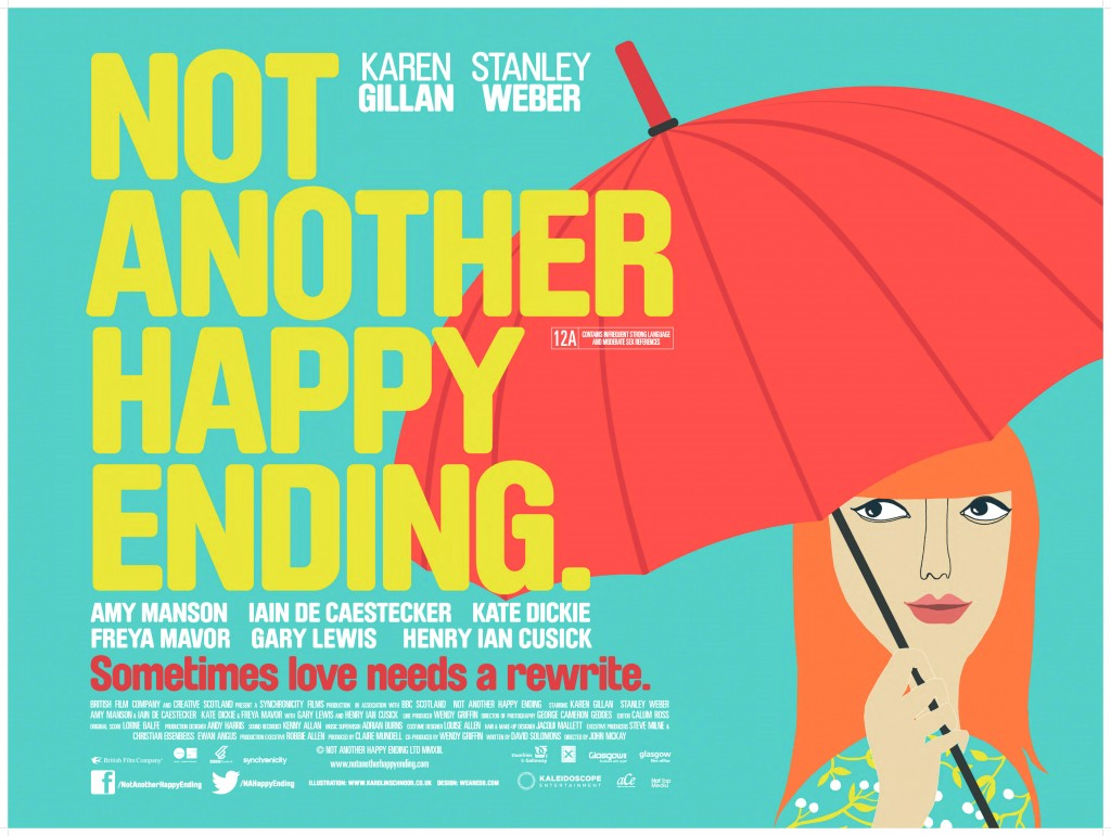 not another happy ending film poster