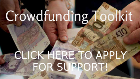 call to action for crowdfunding project
